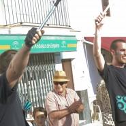 Luisete y Leo en Marcación
