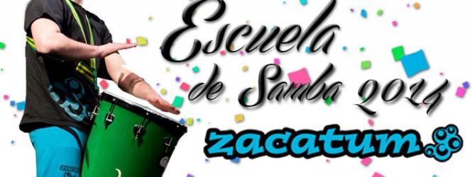 Escuela de samba 2014
