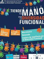 Día internacional de las personas con diversidad funcional