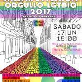 Orgullo LGTBIQ Alcalá de Henares 2017